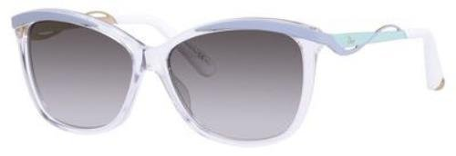 DIOR Sunglasses METALEYES 2/S 06Od Crystal / Light Blue - With Sunglasses Dior Crystals