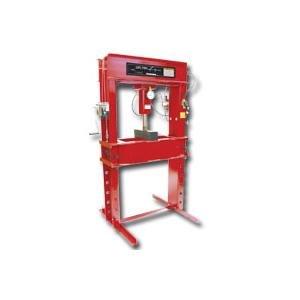 Sunex 52100 100-Ton Hydraulic Shop Press with Winch (Shop Ton Press 100)
