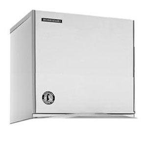- Hoshizaki Commercial Ice Machine Crescent Cuber Stainless Steel Module Water-Cooled Kmd-410Mwh