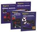 Haynes Publications, Inc. 38036 Repair Manual
