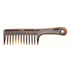 Mebco Tortoise Large Handle Comb T213 by Tortoise