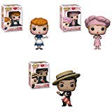 Funko Pop! Bundle of 3: I Love Lucy - Lucy, Lucy (Factory) and Ricky -