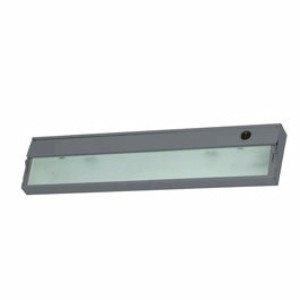Alico ZeeLite 3 Light Xenon Under Cabinet Lighting in Stainless Steel