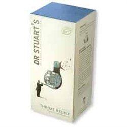 (Dr Stuarts Throat Relief Tea 15 Bags)