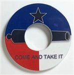 Come and Take it Texas Washers by The Bombat Washer Company