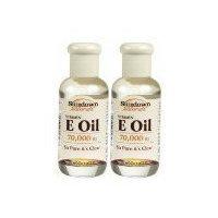 Sundown Pure Vitamin E Oil 70,000 IU, 2 pk Sold By HERO24HOUR Thank You