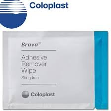 Brava Adhesive Remover Wipes