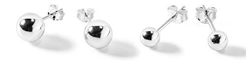 Sterling Silver Earrings Regetta Jewelry