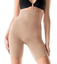 SPANX Slim Cognito Mid-Thigh Bodysuit 072