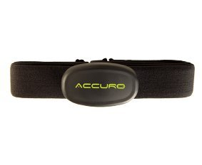 Accuro HRM304 Heart Rate Monitor w/Bluetooth, ANT+, Analog, and Memory