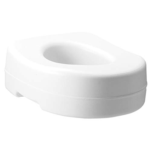 - Carex Raised Toilet Seat