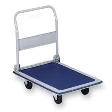 Sparco Products : Folding Platform Truck,330 lb,18-1/8