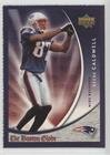 Reche Caldwell (Football Card) 2006 Upper Deck Boston Globe New England Patriots - [Base] #32