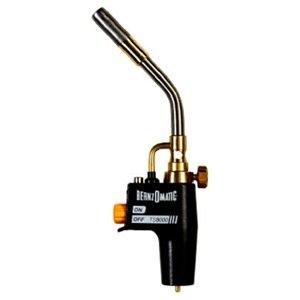 Bernzomatic TS8000 - High Intensity Trigger Start Torch   Searzall Torch Attachment   Plumbing Solder