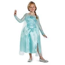 [Disney Frozen Elsa Halloween Costume Size Small (4-6X)] (Halloween Costumes Elsa)