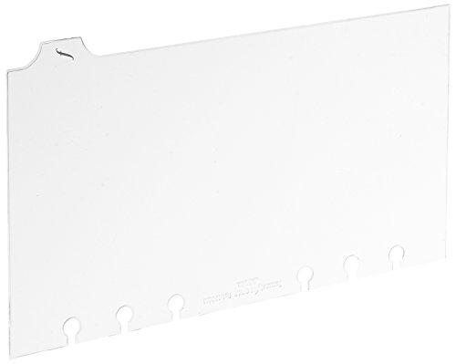 "UPC 757286030251, Filofax ""New"" Transparent Flyleaf (2) (B133613)"