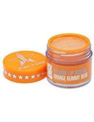 Jeffree Star Summer Collection Velour Lip Scrub - Orange Gummy Bear by Jeffree Star