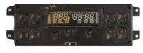 Control No Overlay - Ge Oven Erc Control Board No Overlay Wb27K10008