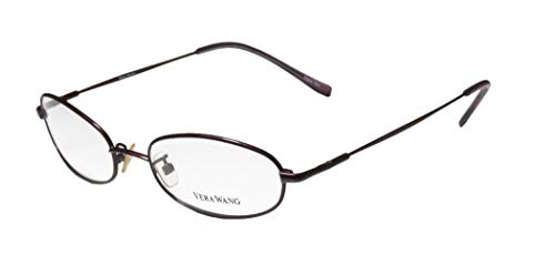 4fd67d688a Vera Wang V17 For Ladies Young Women Girls Designer Full-Rim Shape  Ophthalmic Imported From Italy Eyeglasses Eyeglass Frame (50-17-135