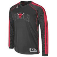 Court Shooting Jersey - NBA Chicago Bulls On-Court Shooting Jersey, X-Large