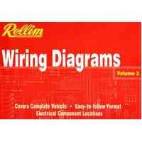 Rellim wiring diagrams volume 3 (covers complete vehicle easy to autoshop101 wiring diagrams rellim wiring diagrams volume 3 (covers complete vehicle easy to follow format electrical component location, volume 3) paperback \u2013 2005