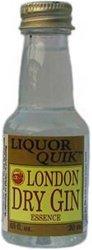Dry Gin (Liquor Quik HOZQ8-307 Natural Gin Essence, 20 mL (London Dry Gin), Multi)