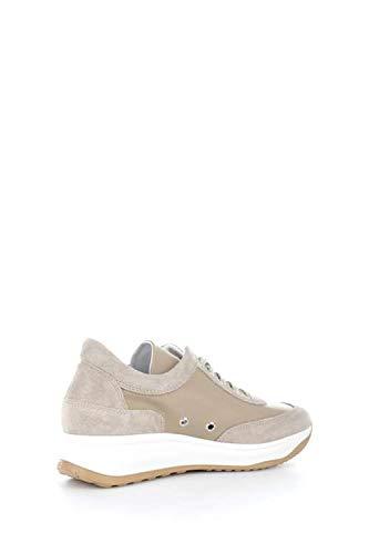 1304 Ecru By 82628 Sneakers Women Rucoline Agile ECpqa