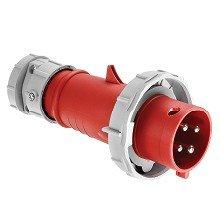 (Cooper Wiring Devices AH530P7W Plug Pin&Slv 30A277/480V 3PH 4P5W WT)