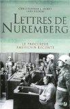 Lettres de Nuremberg par Christopher J. Dodd