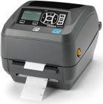 (Zebra Technologies ZD50043-T11200FZ Series ZD500 Thermal Transfer Performance Desktop Printer, 300 DPI, US Cord, USB, Serial, Centronics Parallel, Ethernet, Dispenser)