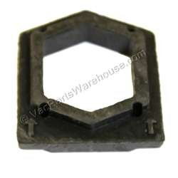 (Electrolux Eureka Sanitaire End Cap Cover Rubber For Small Hex End Cap #26059)