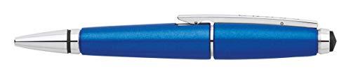 Cross Edge Capless Gel Ink Pen, Nitron Blue (AT0555-3) by Cross (Image #4)