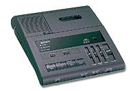 Sony Bi-85 Bi85 Standard Cassette Transcription Transcribing Transcriber Machine by Sony