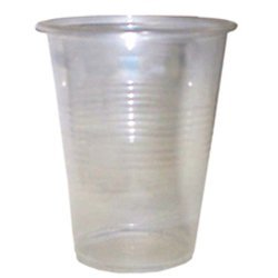 Clear 9 oz individually wrapped plastic cups 1000 cups per case kitchen dining Boardwalk 6145 bathroom tissue