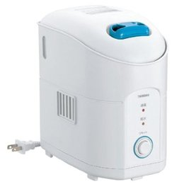 【まとめ 3セット】 ツインバード パーソナル加湿器 ホワイト SK-4974W   B07KNS3YT3