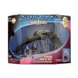 Star Trek Strike Force Klingon Bird Of Prey 1997 Playmates