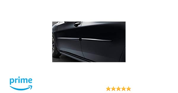 Genuine Toyota Body Side Moldings for the Toyota Camry-COLOR Super White PT29A-00140-30