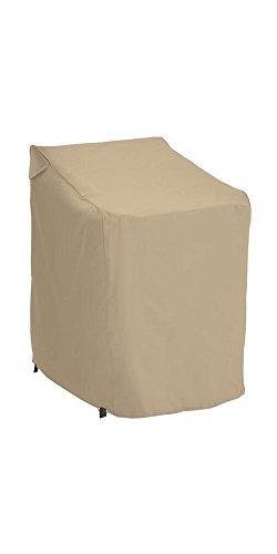 Classic Accessories 58972 Terrazzo Stackable Patio Chair Cover by Classic - Stackable Terrazzo