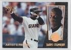 Darryl Strawberry (Baseball Card) 1995 Select - [Base] - ...