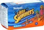 Huggies Little Swimmers Disposable Swim Diapers Medium Pk of