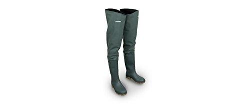 Shimano Zapatillas de pesca de pvc para hombre Verde Verde