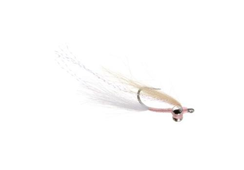 UMPQUA GOTCHA CLOUSER TAN/PINK 4 - 6 PK (Umpqua Feather)