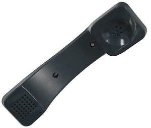 The VoIP Lounge Charcoal Gray Handset for Inter-Tel / Mitel Axxess 8500 Series Digital Phone 8520 8550 8560 (Inter Tel Voip)