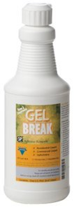 Gel Break Adhesive Remover - 1 Pint by Bridgepoint