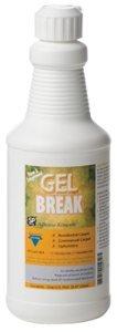 Gel Break Adhesive Remover - 1 Pint