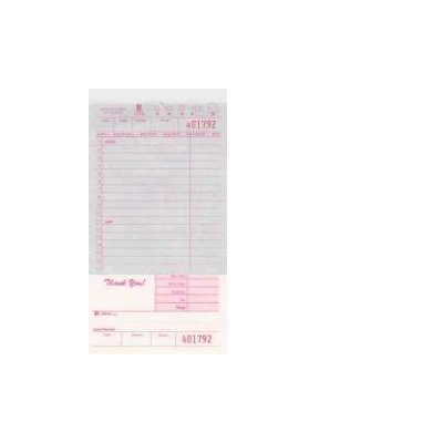 National Checking Co Ntc 924Sw 2/Part-Loose-Duplicate (2500) NTC 924SW by National Checking Co