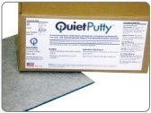 QuietPutty Acoustical Pads Putty Pads