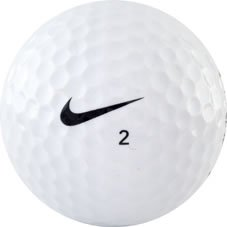 Nike Mix AAA Used Recycled Golf Balls (60 Balls) from Golfballplanet