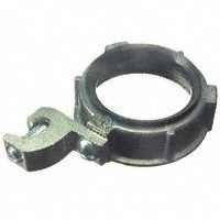 Halex 29525 2 Count 1-1/2-Inch Zinc Insulated Ground Bushing