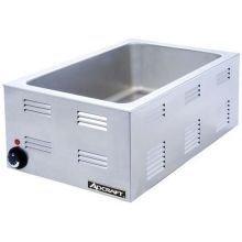 Adcraft Countertop Heavy Duty Stainless Steel Food Warmer